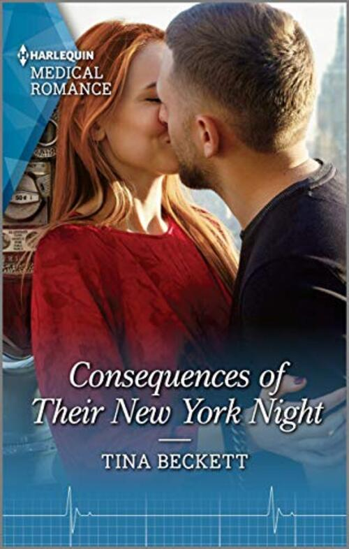 Consequences of Their New York Night by Tina Beckett