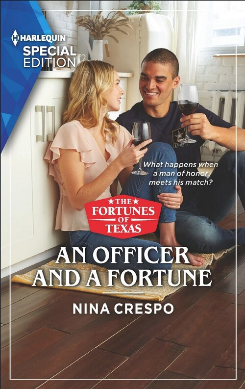 An Officer and a Fortune by Nina Crespo