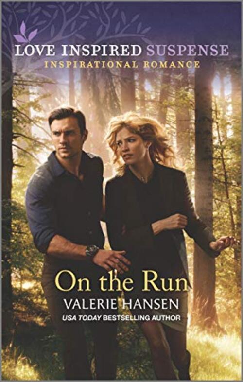 On the Run by Valerie Hansen