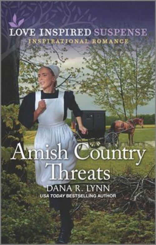Amish Country Threats by Dana R. Lynn