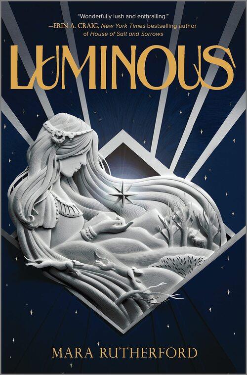 Luminous by Mara Rutherford