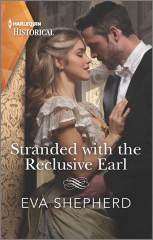 Stranded with the Reclusive Earl by Eva Shepherd