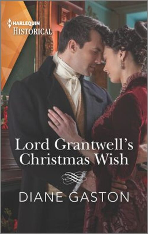 Lord Grantwell's Christmas Wish by Diane Gaston