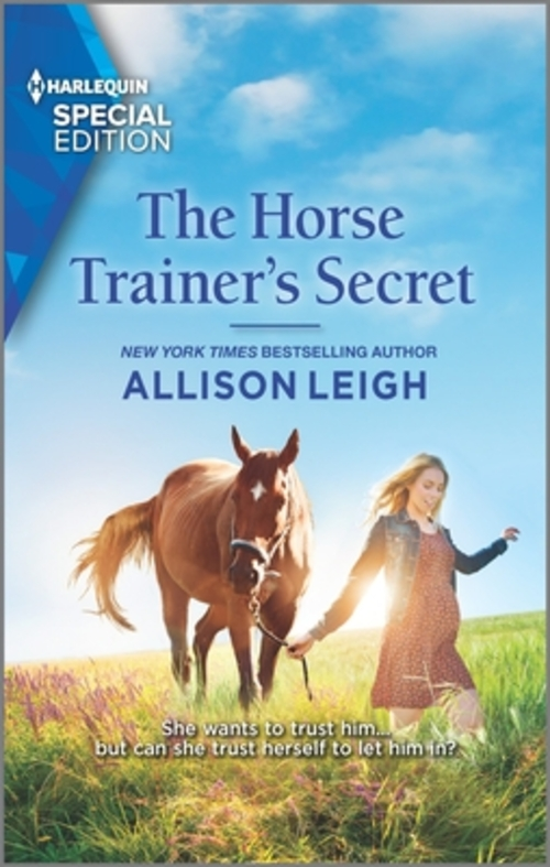 The Horse Trainer's Secret by Allison Leigh