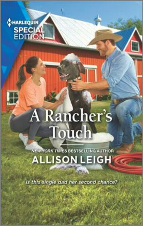 A Rancher's Touch by Allison Leigh