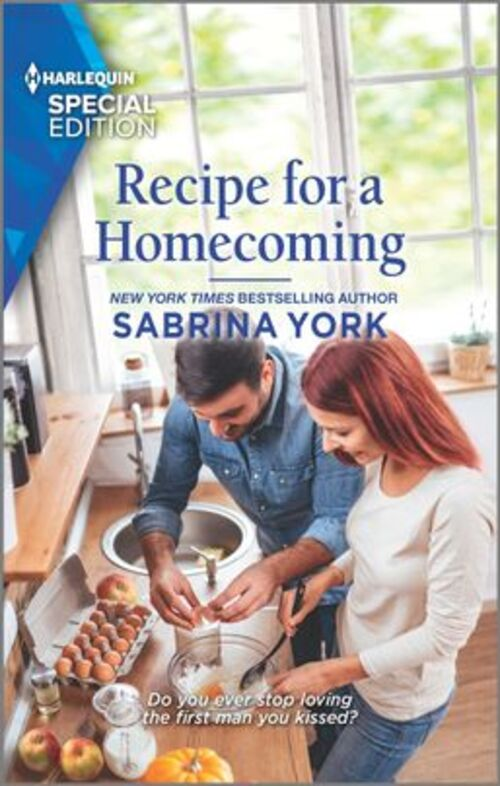 Recipe for a Homecoming by Sabrina York
