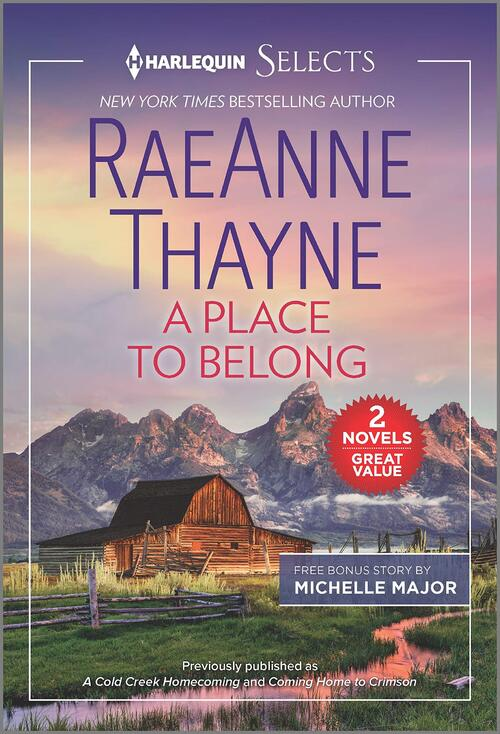 A Place to Belong by RaeAnne Thayne