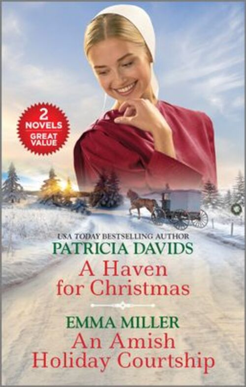A Haven for Christmas and An Amish Holiday Courtship by Lenora Worth