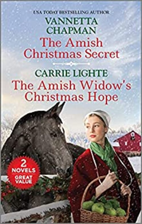 The Amish Christmas Secret and The Amish Widow's Christmas Hope by Jo Ann Brown