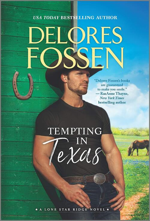 Tempting in Texas by Delores Fossen