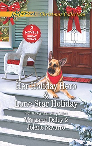 Her Holiday Hero and Lone Star Holiday by Margaret Daley