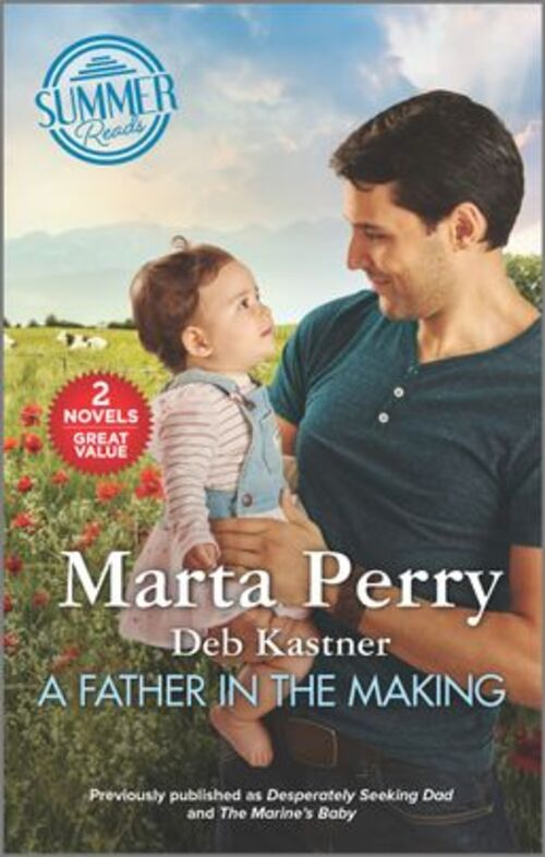 A Father in the Making by Marta Perry
