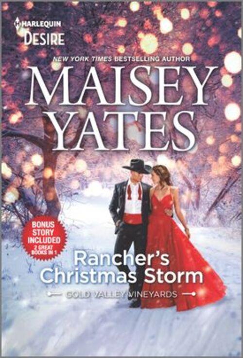 Rancher's Christmas Storm & Seduce Me, Cowboy by Maisey Yates