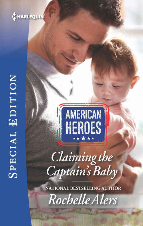 CLAIMING THE CAPTAIN'S BABY