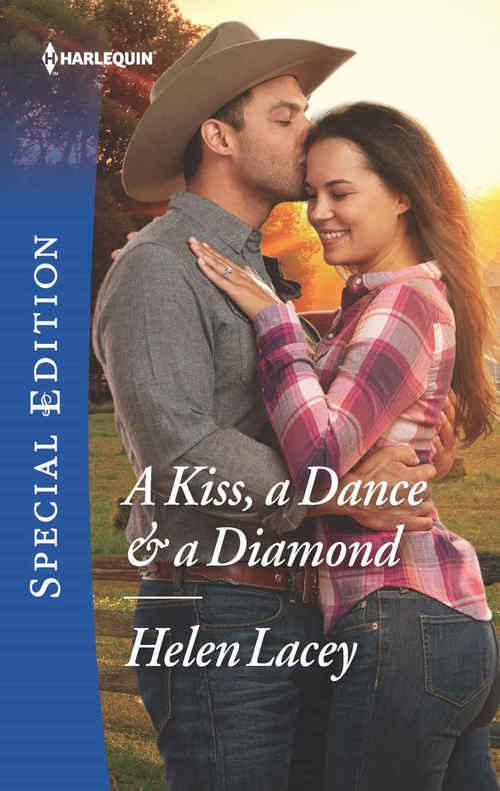 A Kiss, a Dance & a Diamond by Helen Lacey