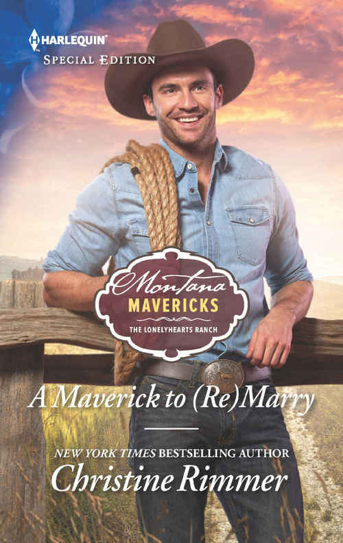 A Maverick to (Re)Marry by Christine Rimmer