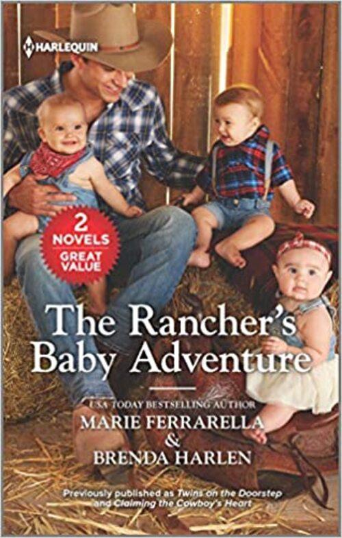 The Rancher's Baby Adventure by Marie Ferrarella