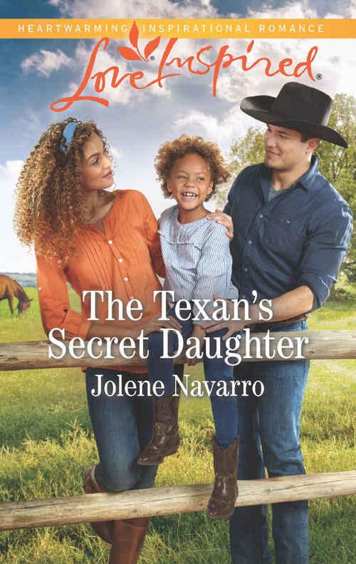 THE TEXAN'S SECRET DAUGHTER