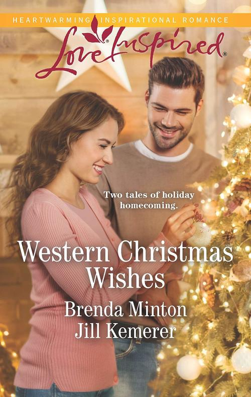 Western Christmas Wishes by Brenda Minton
