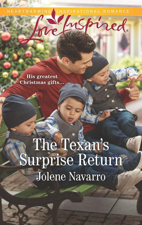 The Texan's Surprise Return by Jolene Navarro