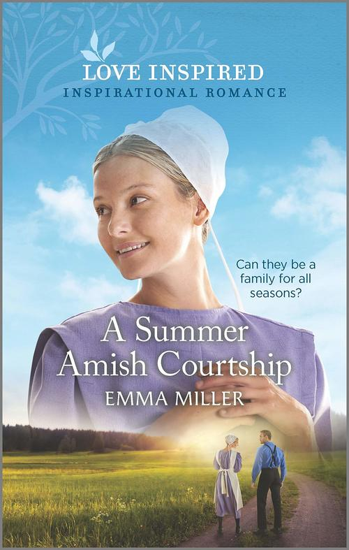 A Summer Amish Courtship