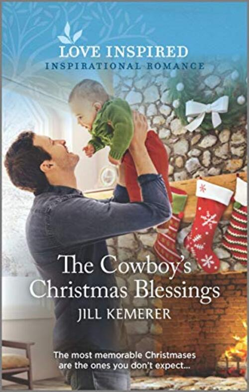 The Cowboy's Christmas Blessings by Jill Kemerer