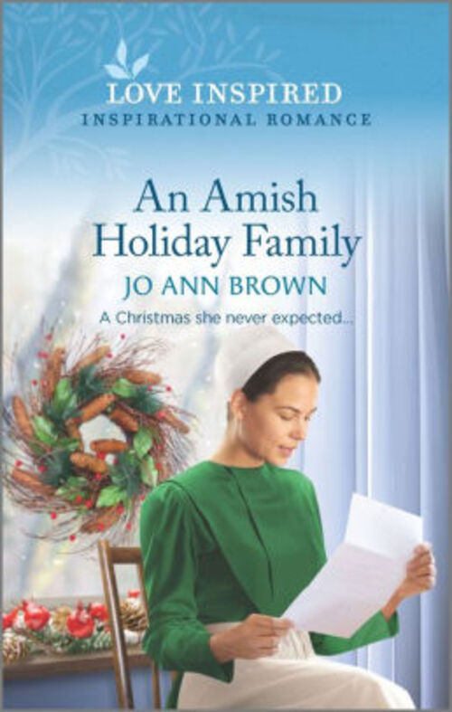 An Amish Holiday Family by Jo Ann Brown