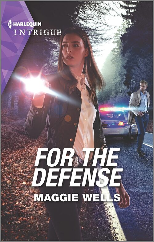 For the Defense by Maggie Wells