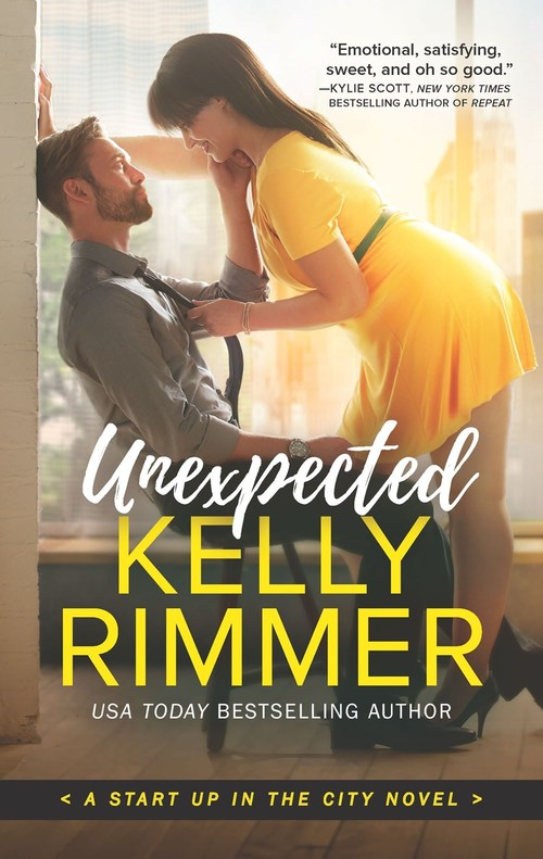 Excerpt of Unexpected by Kelly Rimmer