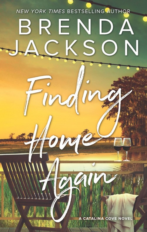 Finding Home Again by Brenda Jackson