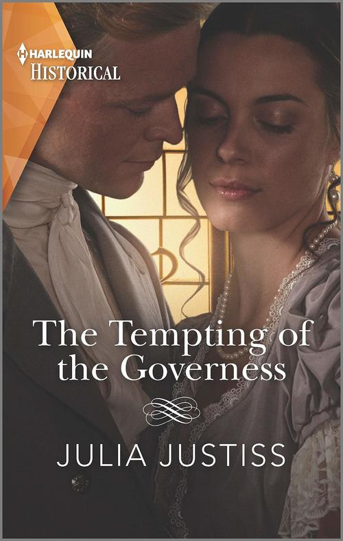 The Tempting of the Governess by Julia Justiss