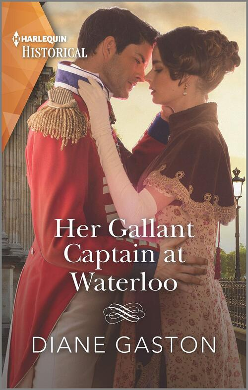 HER GALLANT CAPTAIN AT WATERLOO