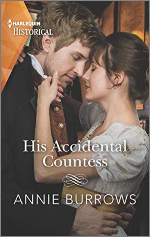 His Accidental Countess by Annie Burrows