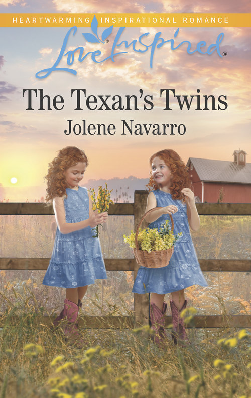 The Texan's Twins by Jolene Navarro