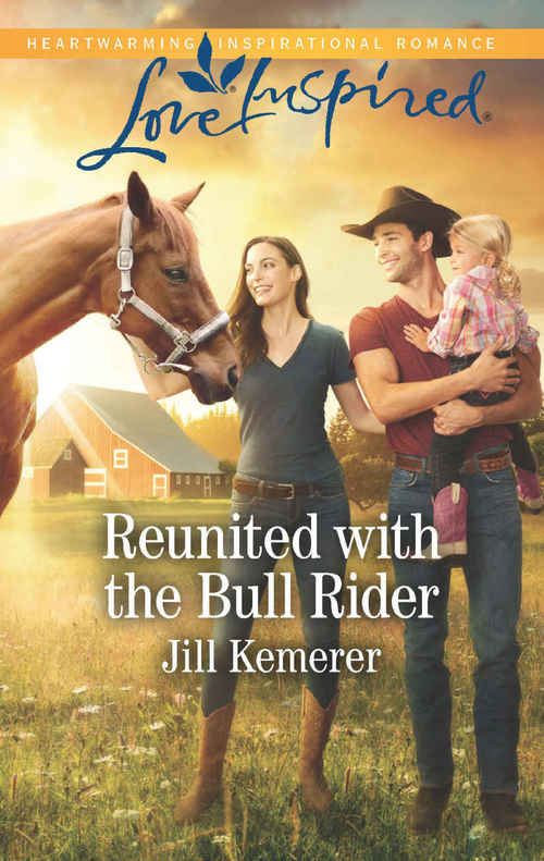 Reunited With The Bull Rider by Jill Kemerer