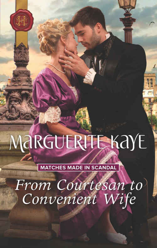 From Courtesan to Convenient Wife by Marguerite Kaye