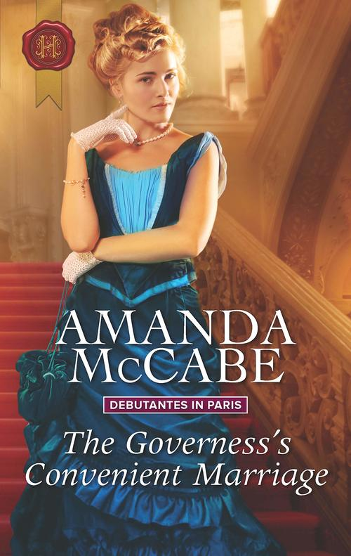 The Governess's Convenient Marriage by Amanda McCabe