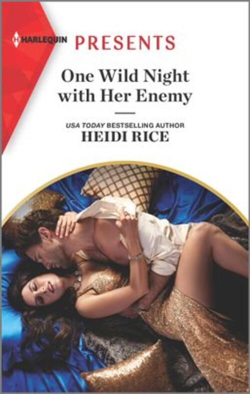 One Wild Night with Her Enemy by Heidi Rice