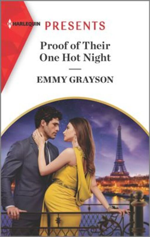 Proof of Their One Hot Night by Emmy Grayson