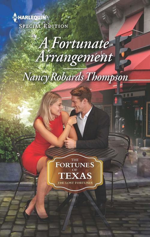 A Fortunate Arrangement by Nancy Robards Thompson
