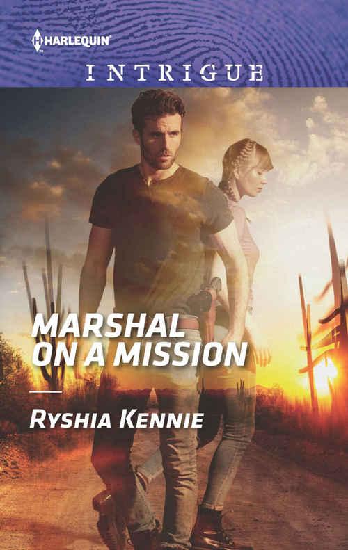 Marshal on a Mission by Ryshia Kennie