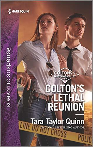 Colton's Lethal Reunion by Tara Taylor Quinn