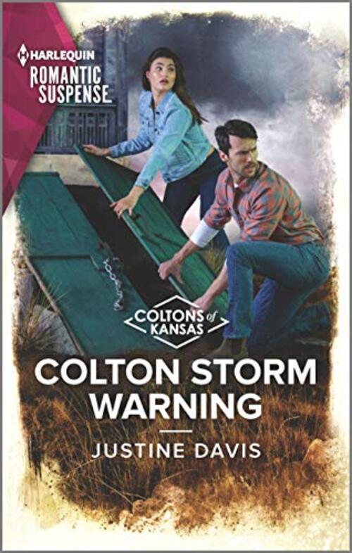 Colton Storm Warning by Justine Davis