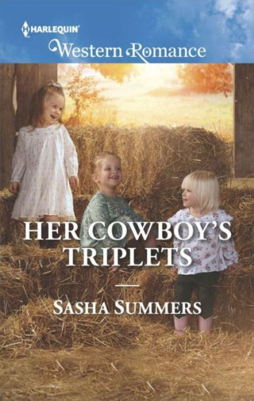 Her Cowboy's Triplets by Sasha Summers