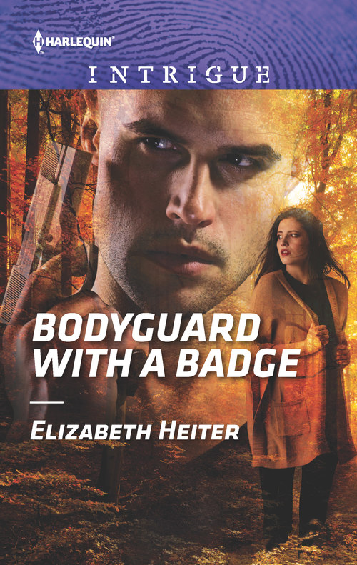 Bodyguard with a Badge by Elizabeth Heiter