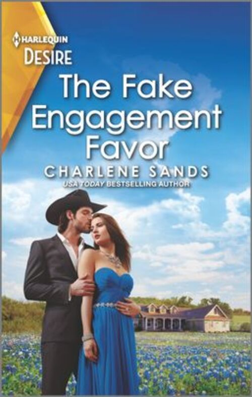 The Fake Engagement Favor by Charlene Sands