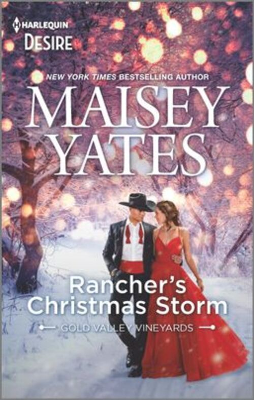 Rancher's Christmas Storm by Maisey Yates