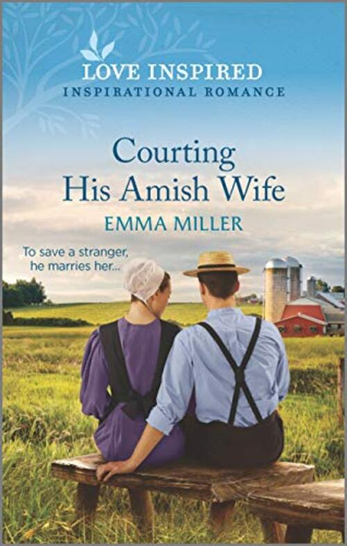 Courting His Amish Wife