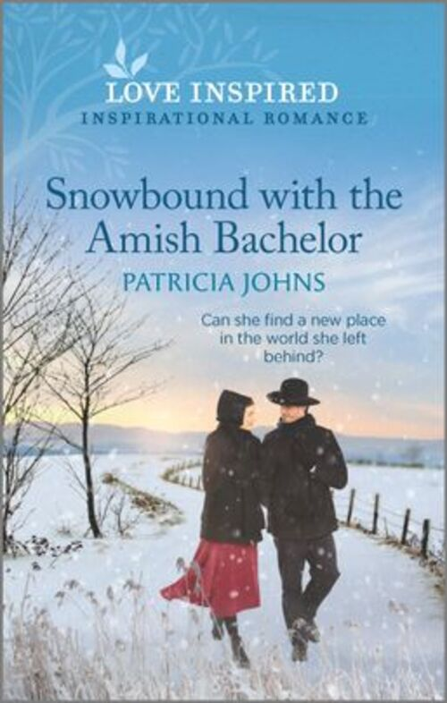 Snowbound with the Amish Bachelor by Patricia Johns