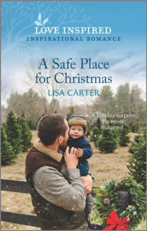 A Safe Place for Christmas by Lisa Carter
